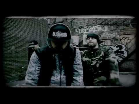 Aspects - Verbal Attack (Prod by Snowgoons) Cutz by DJ Tray VIDEO