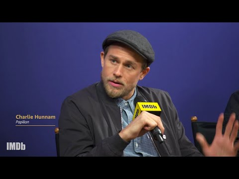 Charlie Hunnam and 'Papillon' Director on Why Film Is More Relevant Than Ever | IMDb EXCLUSIVE