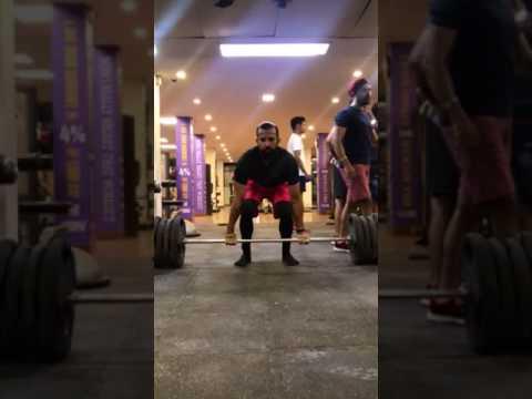 Dls x 170 kilos x 6 reps (6th not recorded ) @ bw 81 kilos