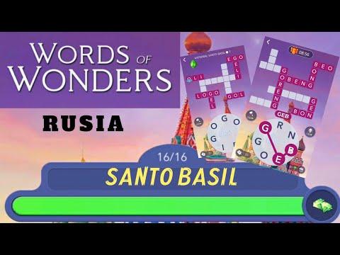 Untuk menemukan semua jawaban wow untuk monumen yang tersedia. Jawaban Words Of Wonders Rusia Santo Basil Bahasa Indonesia Youtube