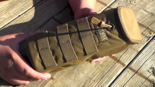 CamelBak Water Bottle Pouch Review