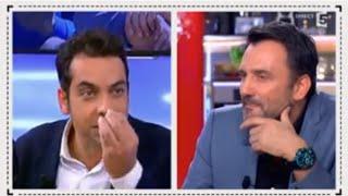 Malaise entre Patrick Cohen et Frédéric Lopez dans C à vous - 24/11/2014