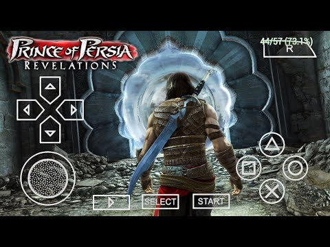 250MB] Prince Of Persia Revelations PPSSPP Highly Compressed For