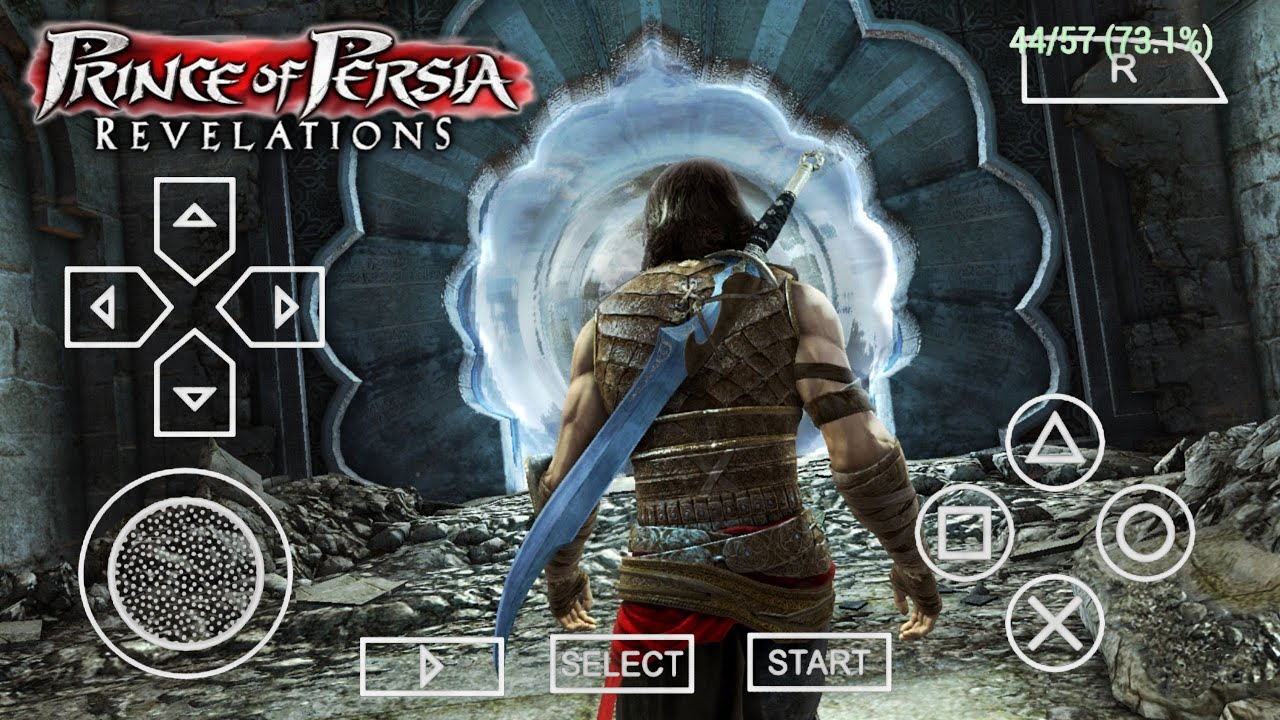 prince of persia revelations psp iso file
