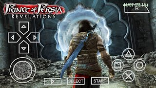 [250MB] Prince Of Persia Revelations PPSSPP Highly Compressed For Android 2018