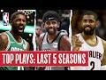Kyrie Irving's TOP PLAYS   Last 5 Seasons