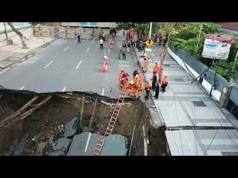 Kota Surabaya Gempa
