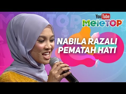 Nabila Razali - Pematah Hati | Persembahan LIVE MeleTOP