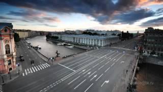 Санкт-Петербург - день и ночь