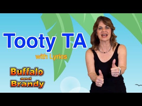 Tooty Ta With Lyrics  Movement  Learn English