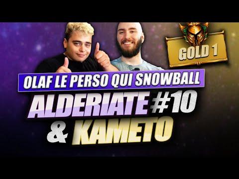 Vidéo d'Alderiate : [FR] ALDERIATE & KAMETO - OLAF VS AATROX - PATCH 9.14 - AATROX LE PERSO MILLE FOIS REWORK