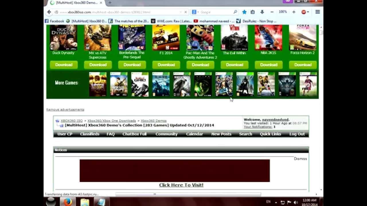 xbox 360 spiele downloaden