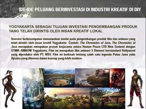 potensi unggulan film - animasi Yogyakarta