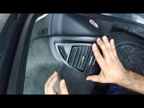 Citroen C4 Bastırmalı Eşya Gözü Çekmecesi Tamiri