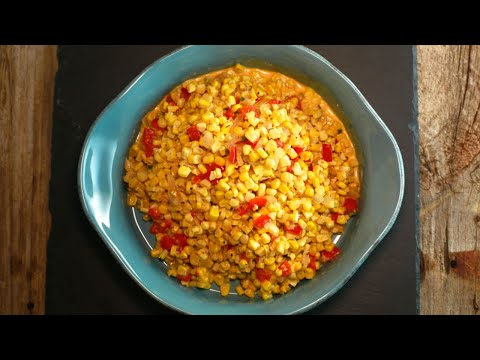 Emeril Lagasse's Kicked-Up Corn Maque Choux