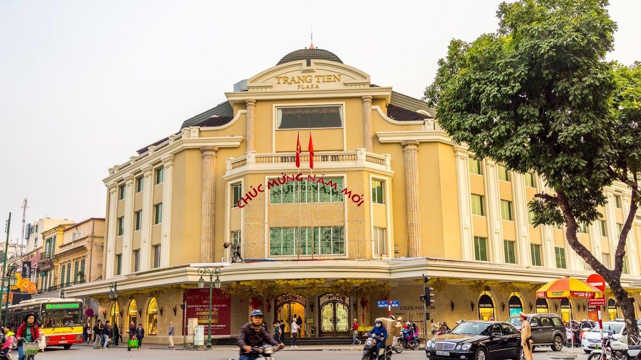Top 10 Tempat Belanja di Hanoi Vietnam