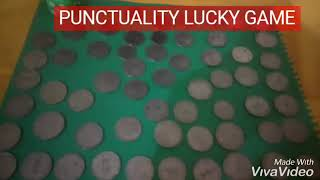 PUNCTUALITY LUCKY GAME/KITTY PARTY FUN GAME 👈 💃
