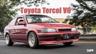 Un Toyota Tercel con 6 cilindros y casi 300HP ¿Por qué un V6 y no hacer turbo tu motor 4 cilindros? En esta historia Luis nos cuenta en detalle sobre su ...