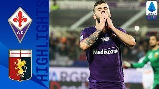 Fiorentina 0-0 Genoa | Dragowski Stars as Sides Miss Chance to Win in Goalless Draw | Serie A TIM