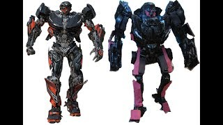 Transformers The Last Knight Custom Hot Rod