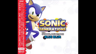 Sonic Generations OST - Speed Highway Act 2 Skyscraper Downhill