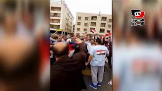 انتخابات الرئاسة.. المصريون في دبي يهتفون أمام اللجان: تحيا مصر (فيديو) | المصري اليوم