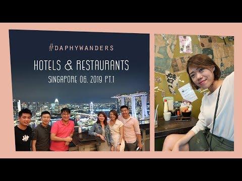 Singapore Southbridge Hotel, Keisuke Ramen, My Awesome Cafe, LeVel 33 | Daphy Wanders