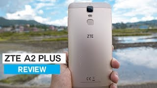 ZTE Blade A2 Plus A610 Plus Review