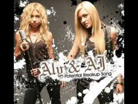 Aly & AJ Song Lyrics | MetroLyrics