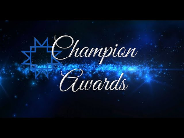 """""""Champion Awards"""" Reception honors KANPNM winners and Advocacy Heroes"""