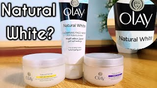 Best Face Whitening Cream's Review || OLAY Natural White Day & Night Creams + Face Wash Urdu Hindi