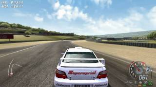 Toca Race Driver 3 - pure car sound compilation 3/3