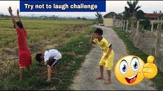 Xem Là Cười   Phiên Bản Việt Nam - Nhí - Must Watch New Funny😂😂Comdy Videos - Thực Vlogs - Part14