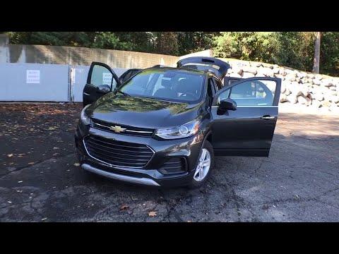 2018 Chevrolet Trax Clarkston, Waterford, Lake Orion, Grand Blanc, Highland, MI 180954