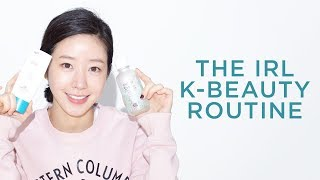 How to Get Glass Skin with Natural K-Beauty Skin Care | Glow Recipe Tutorial