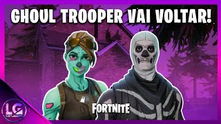 * REVEALED * SKIN GHOUL TROOPER WILL RETURN ON HALLOWEEN | FORTNITE BATTLE ROYALE