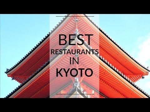 The Best Restaurants in Kyoto