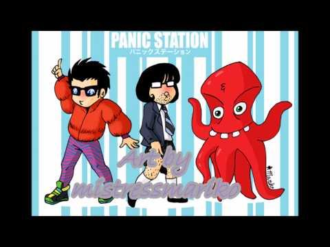 Muse - Panic Station lyrics