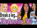 Is Someone Planning On Sabotaging Opening Night?!? 😬😬😬- Mean Girls: Senior Year Episode #28
