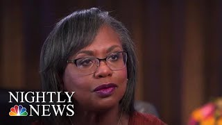 Anita Hill Speaks Out In First Tv Interview Since Biden Launched Presidential Bid | Nbc Nightly News
