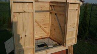 Шкаф коптильня | Cabinet-smokehouse