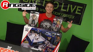 HUGE WWE Toy Unboxing