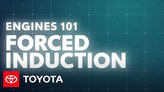 homepage tile video photo for Engines 101: How Does Forced Induction Work? | Toyota