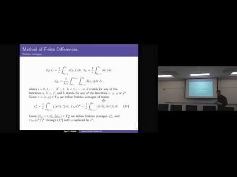 Optimal Control and Inverse Problems for PDEs IV. Inverse Stefan Problem Part 4