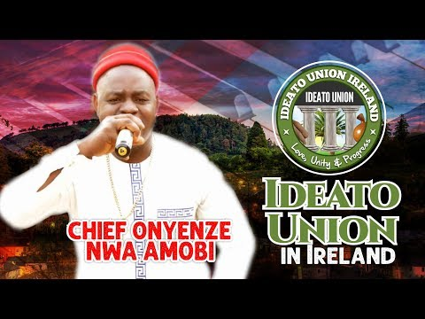 Repeat IDEATO UNION IN IRELAND - 2019 Nigerian Highlife