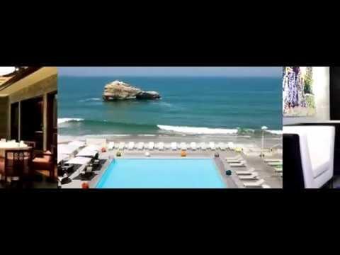 Cocooningtime - Sofitel Biarritz Le Miramar Thalassa sea & spa *****
