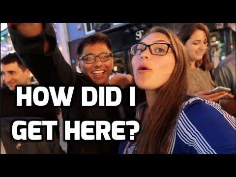 Travel Vlog Ep. 7- London Night Life is Insane!