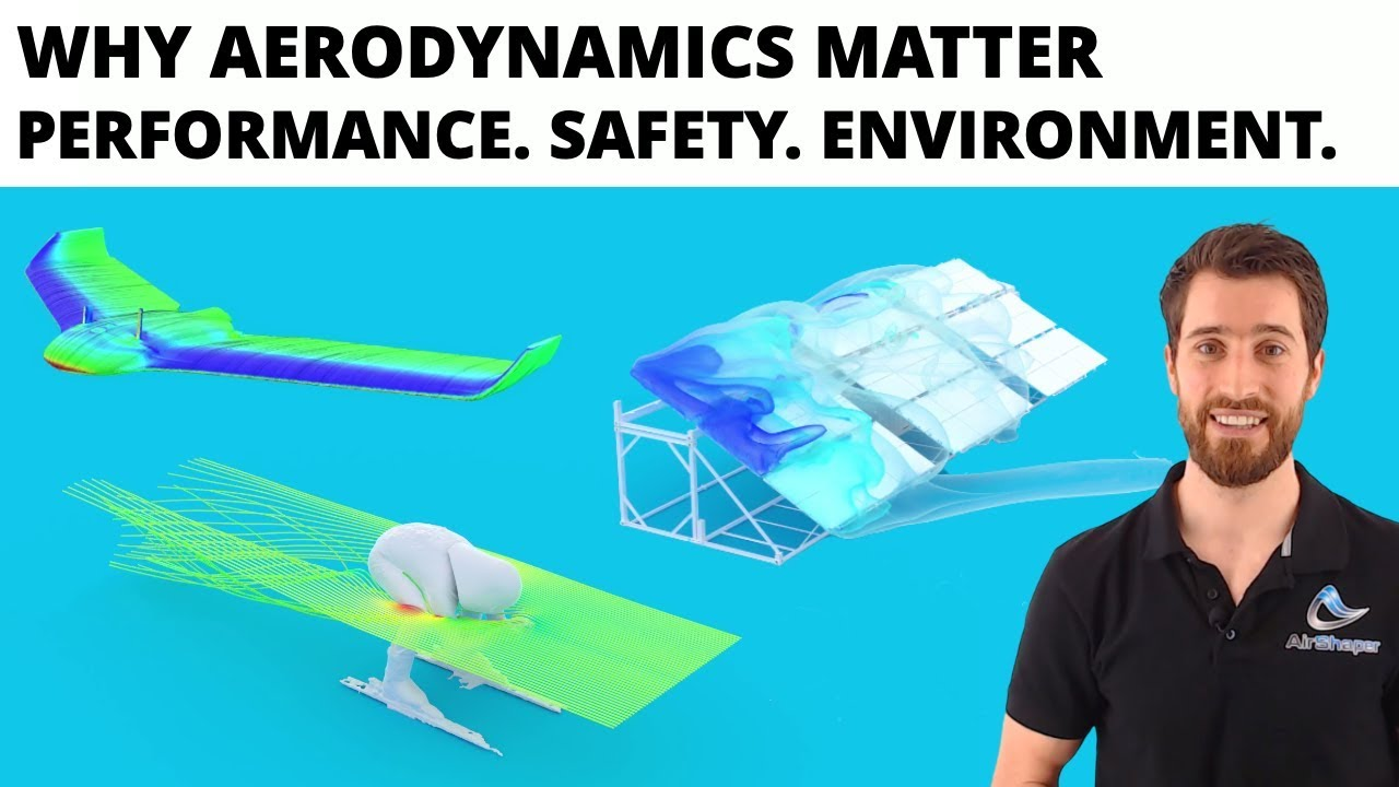 Why aerodynamics matter! - Performance, Safety, Environment