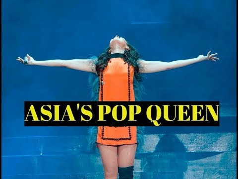 Sarah Geronimo officially declared ASIA'S POP QUEEN by International Concerts Management