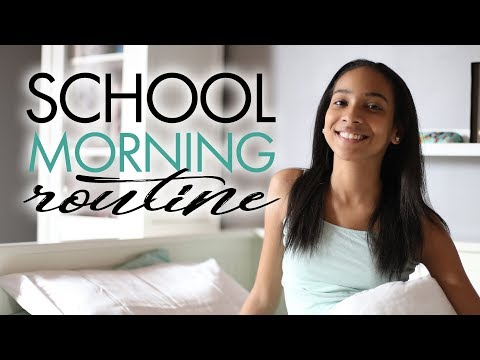 School Morning Routine 2019 | Morgan Jean